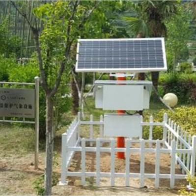 生态环境负氧离子监测系统