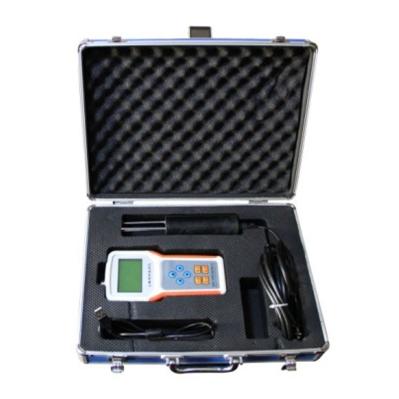 土壤温湿度、盐分PH速测仪