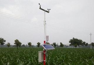 多功能自动气象站在农业生产中的应用