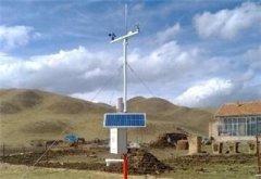 自动气象站助力西藏气候观测!