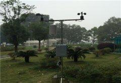 小型气象站为植物园保驾护航