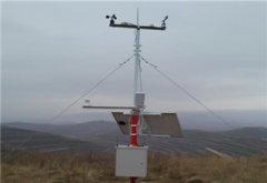 小型农业气象站走进平常社区