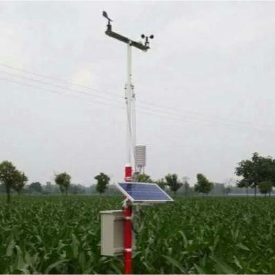 田间小气候自动气象观测