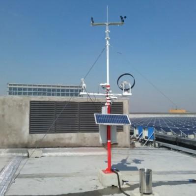 太阳辐射标准监测站