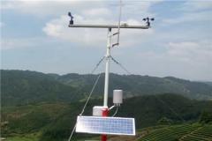 信阳茶园用农业气象站为茶叶种植保