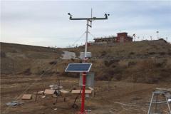 农业气象观测站组装部分介绍