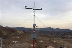 吐鲁番葡萄园用农业气象站监测气候