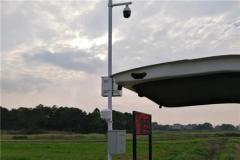 南阳蔬菜种植基地用无线农业气象站