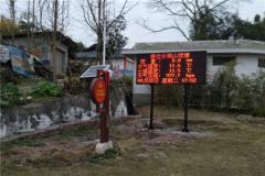托莱斯田间小气候气象站入驻新云乡