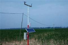 对于农业气象站组成部分的介绍
