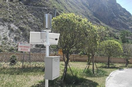 田间小气候自动观测仪在冬小麦灌