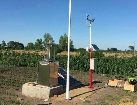 便携式气象站